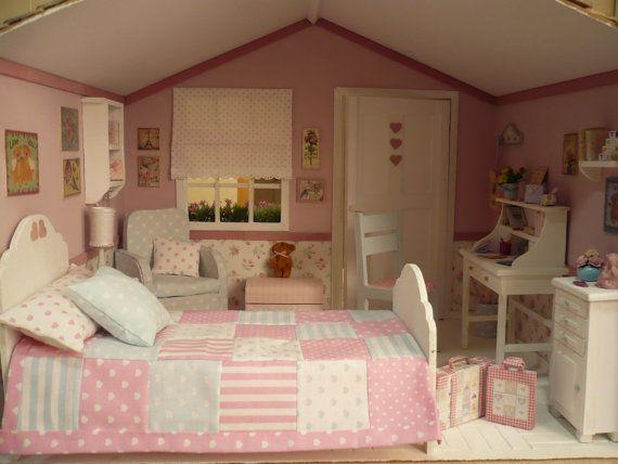 Casa de muñecas decorada. 1:6 para blythe pullip por WearingDreams ...