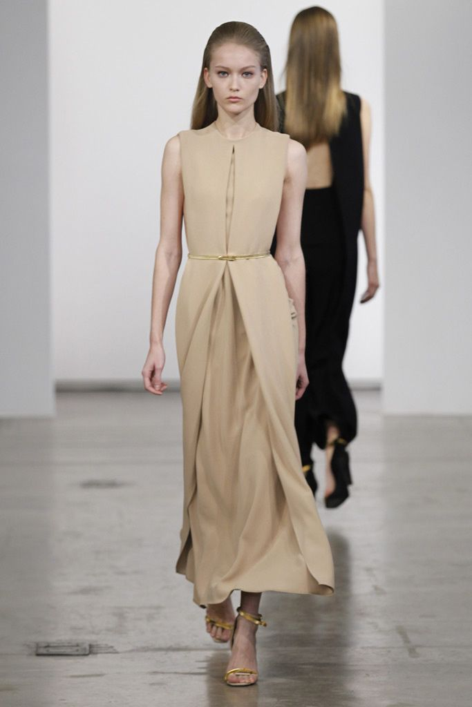Calvin Klein Collection - Prefall 2013