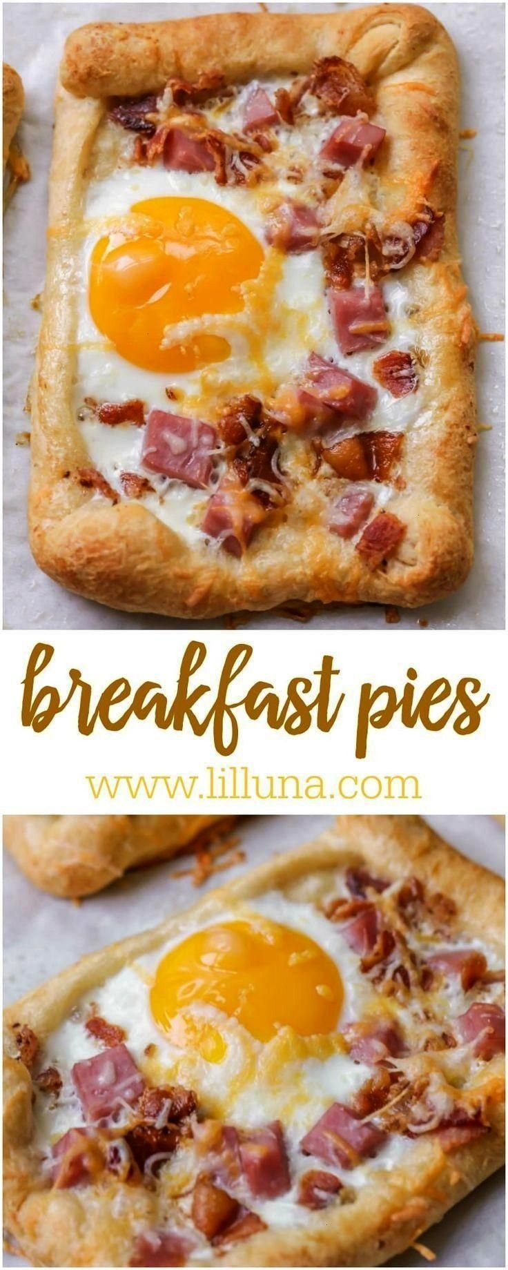 Breakfast Pies - Bake, Cook, Eat! - Easy Pizza Crescent Breakfast Pies  - Bake, Cook, Eat! -Crescen