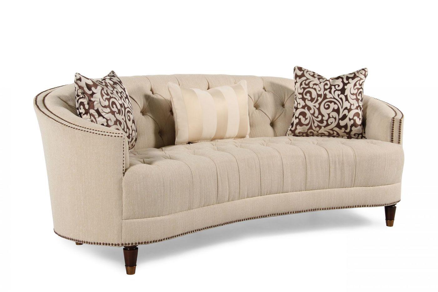 Caracole Classic Elegance Sofa | Mathis Brothers Furniture | 5A ...