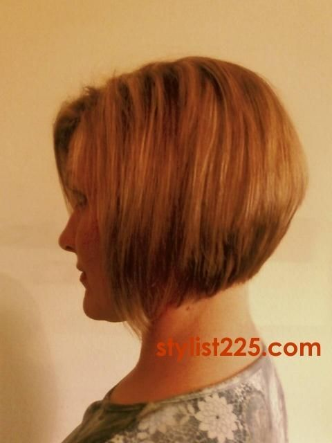 Stacked Bob Hairstyles Back View | stacked bob hairstyles back ...