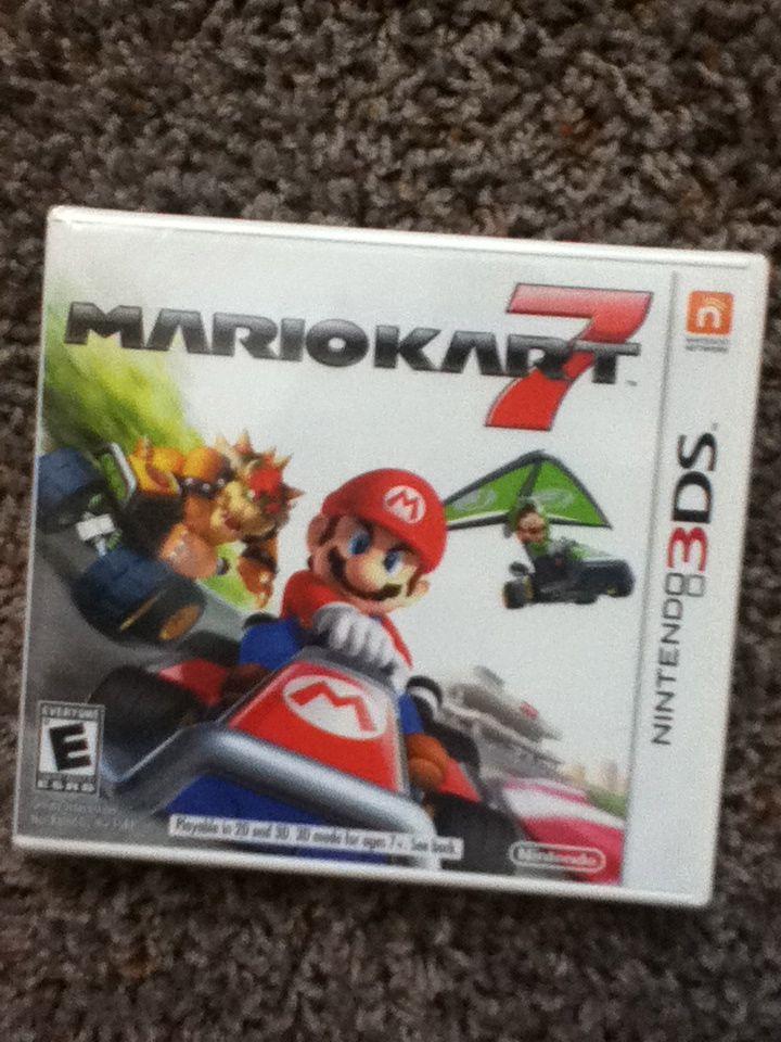 3ds Game Fun 3ds Gams Pinterest Nintendo Mario Kart And Juegos