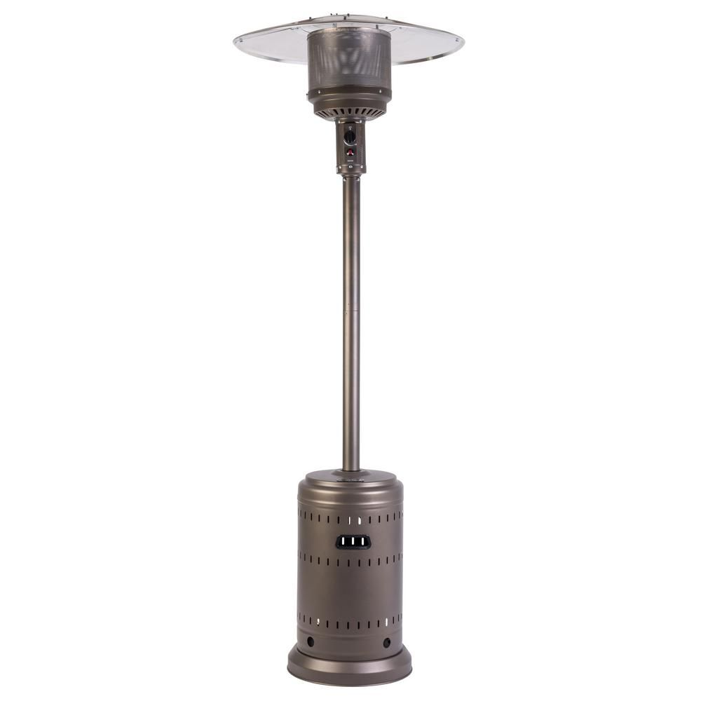 Fire Sense Kaffee 46 000 Btu Gas Patio Heater Patio Heater Gas