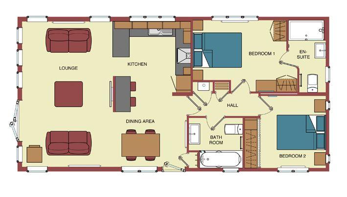 20 X 40 House Plans - Google Search