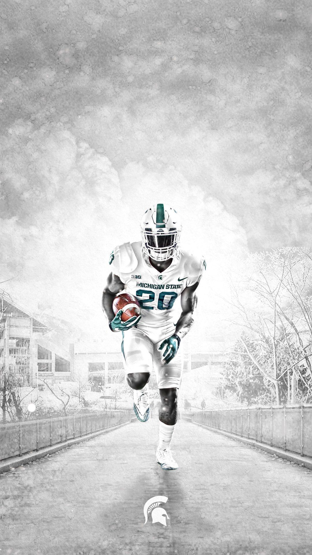 Michigan State In 2020 Sports Graphic Design Sports Photography Sports Design