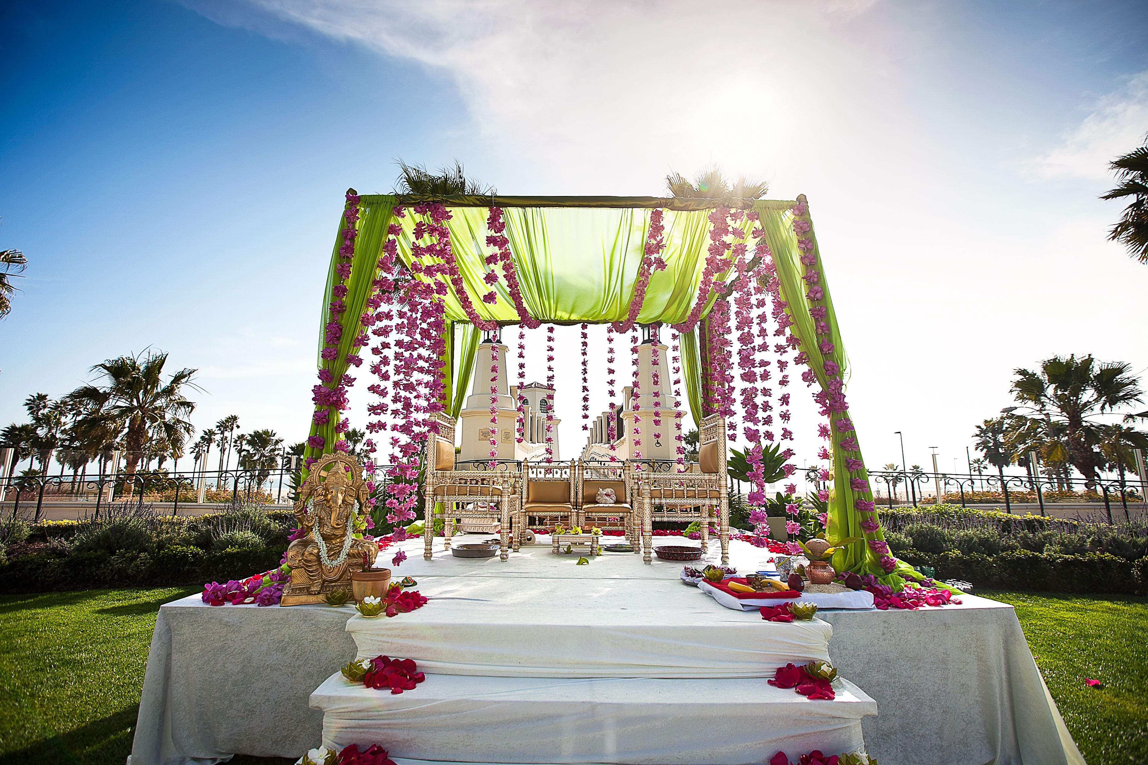 Huntington Beach Hyatt Wedding - Scott & Masumi