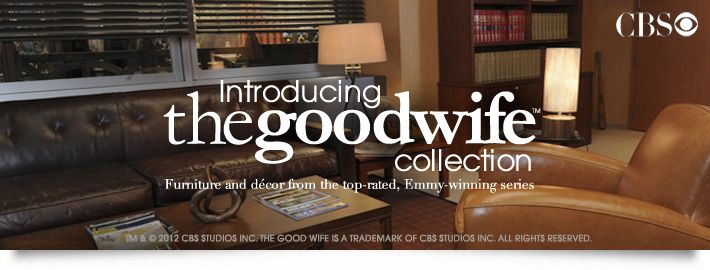 Introducing The Good Wife Collection