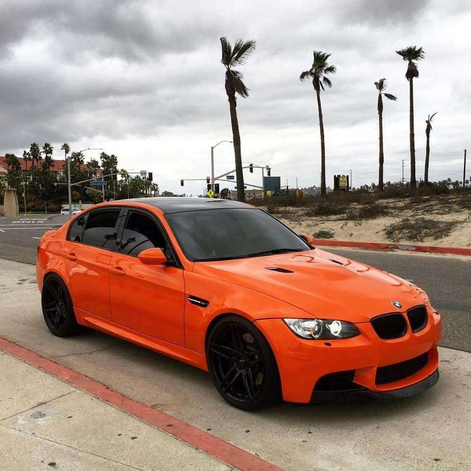 2015 Bmw M135i Looks Great In Valencia Orange Bmw Best