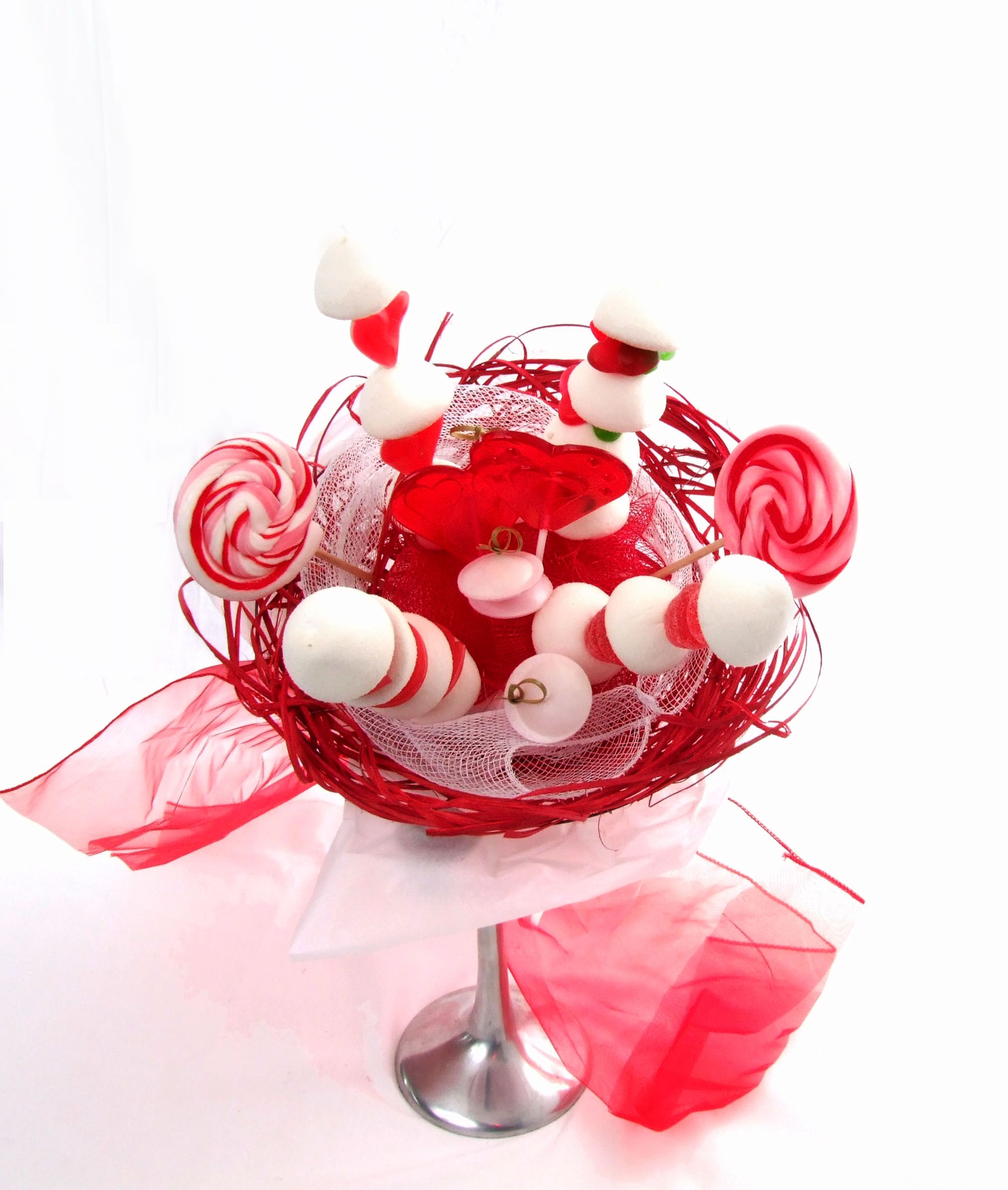 Bouquet Bonbons Je T Aime Sucré Bouquet De Bonbons Ethnic Recipes Panna Cotta