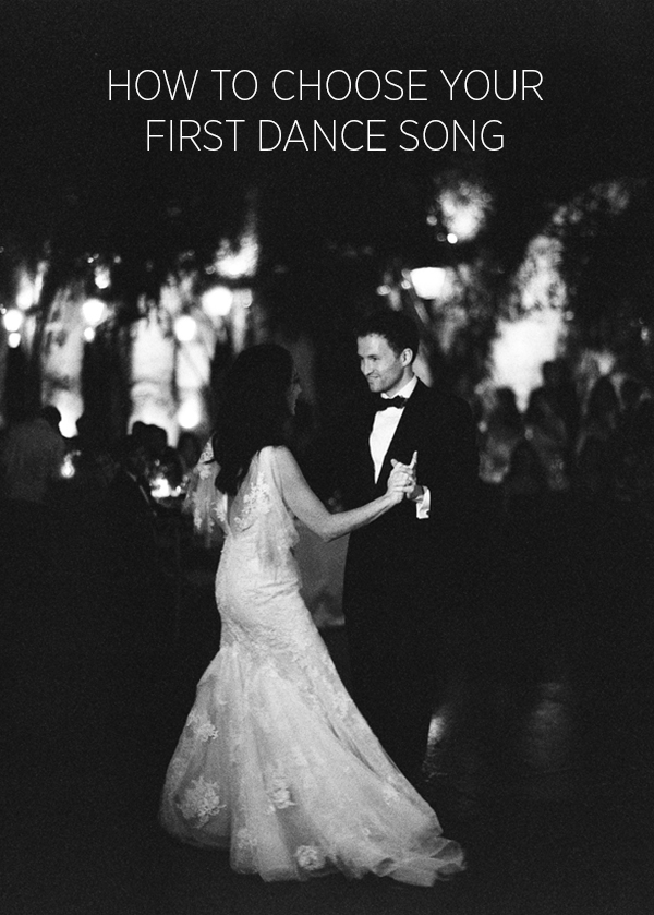 First Dance Song