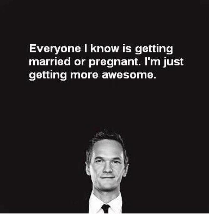 I <3 Barney in How I met your mother.