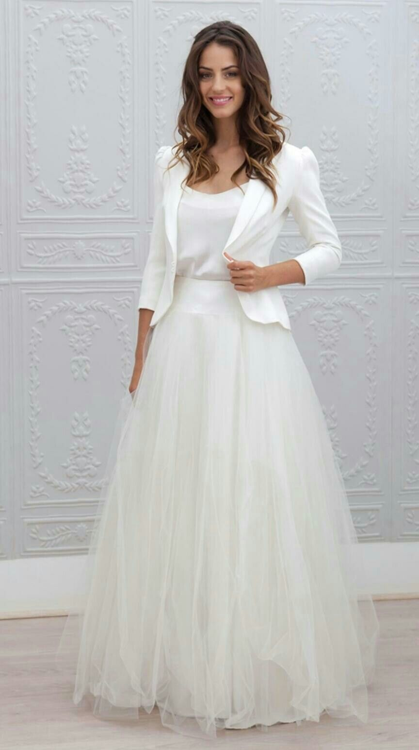 Wedding Scottish Dressesmodest