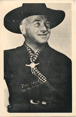 Image result for bill boyd hopalong cassidy