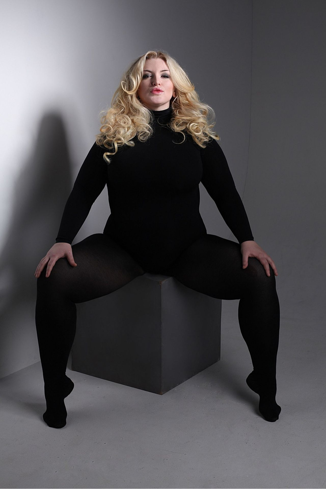 魅力的なロシアの女の子