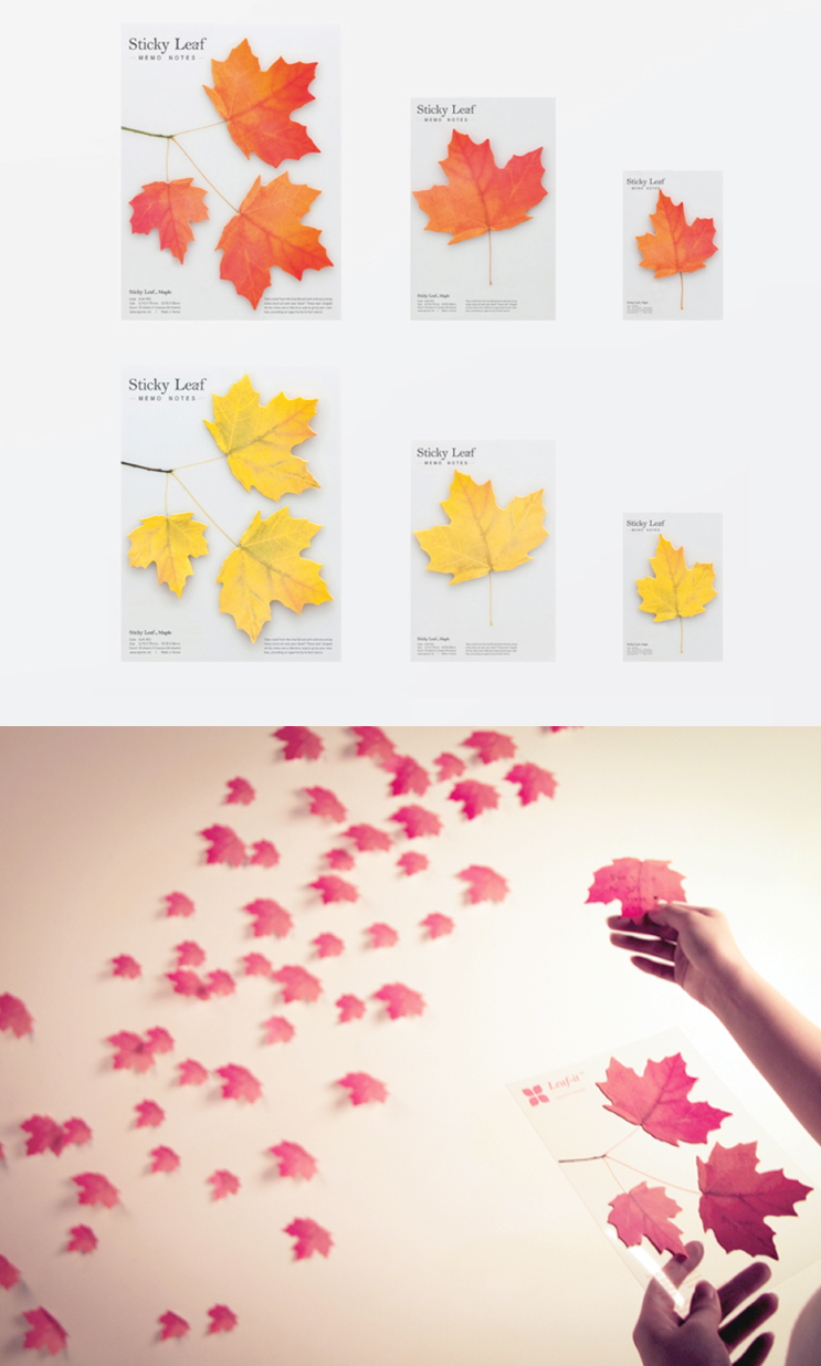 This sticky note is perfect for note taking and decoration…need this for Fall! Comes in two different styles! ♥