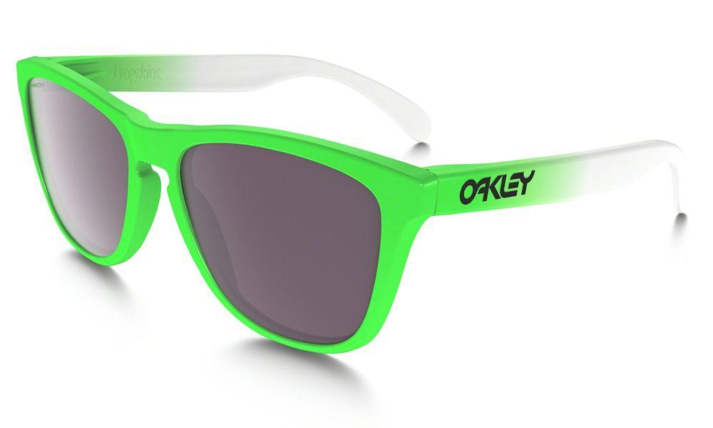 oakley frogskins polarized lens