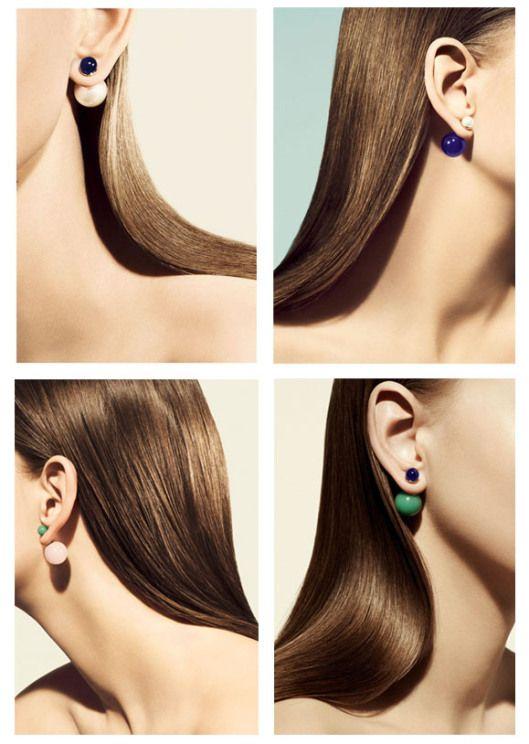 Boucles d'oreilles dior