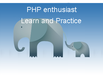 Learn and practice object oriented PHP with the PHPenthusiast website.