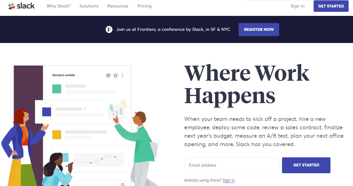 28 Effective Homepage Design Examples and Ideas for Your