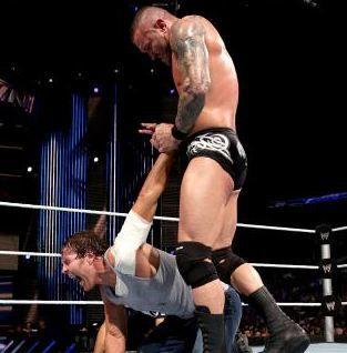 SmackDown 7/4/14: Dean Ambrose vs. Randy Orton