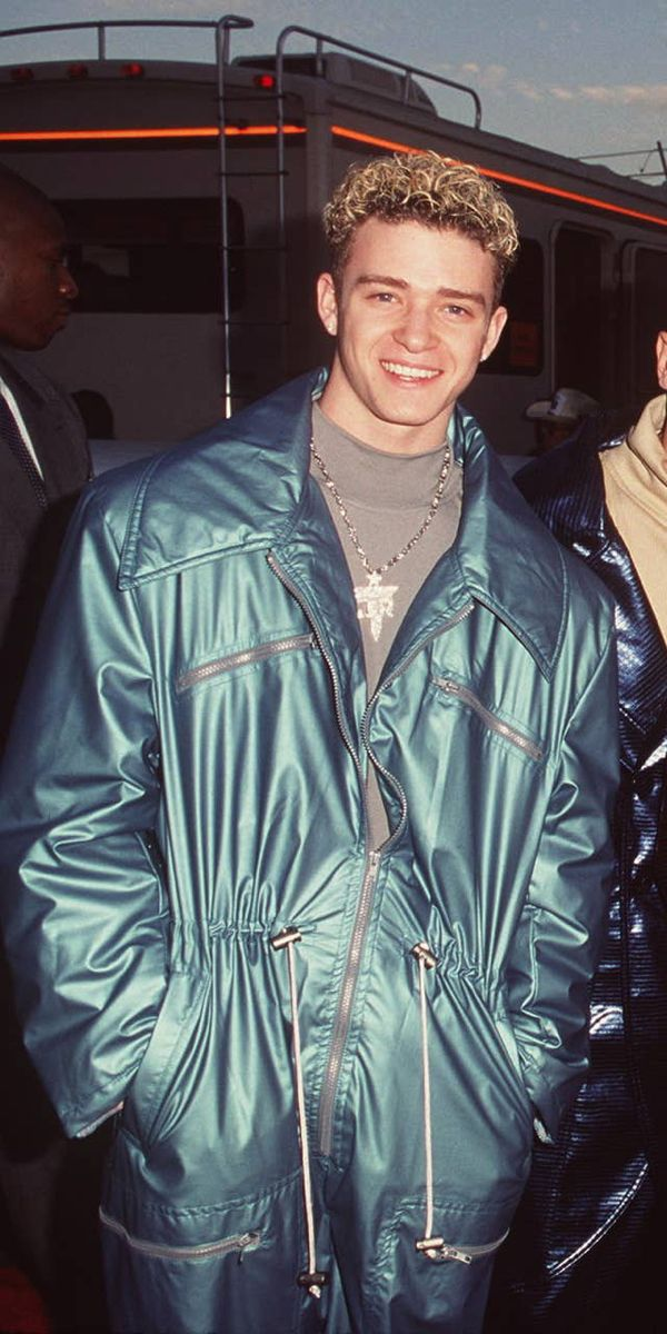 21 Times Justin Timberlake Wore Some Very Cringeworthy Fashions