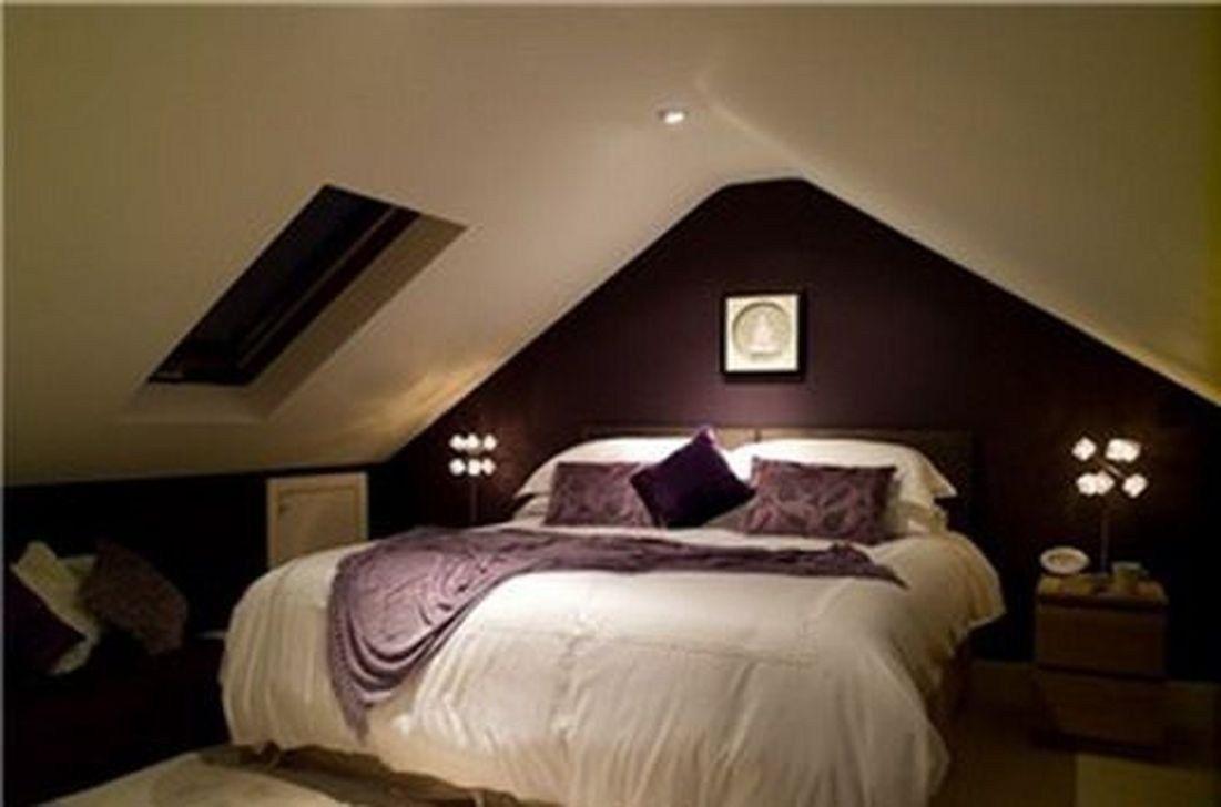 46 Extraordinary Attic Bedroom Designs Ideas Small Loft Bedroom Small Attic Room Attic Bedroom Small