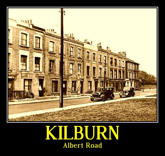 Albert Road. Kilburn (With Images)