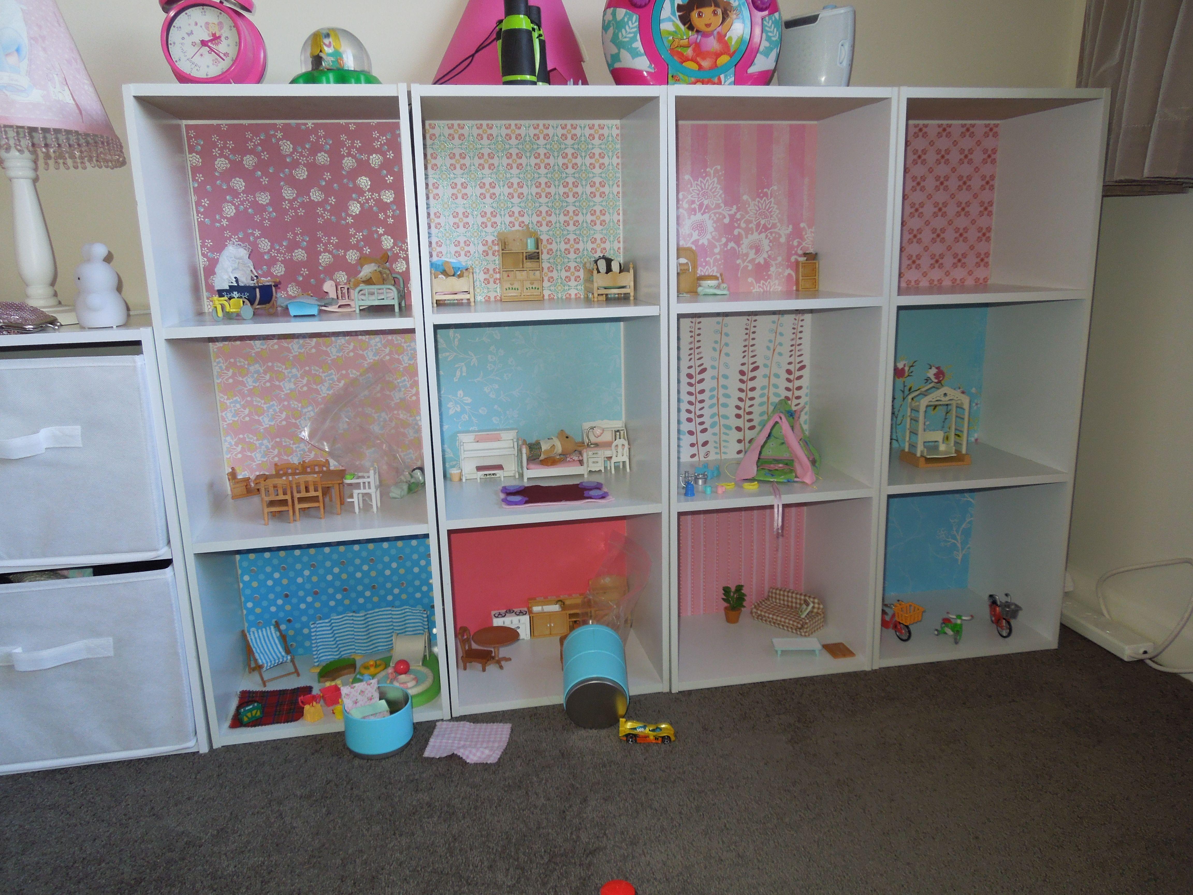 Sylvanian Families House - Cheap Bookshelves With
