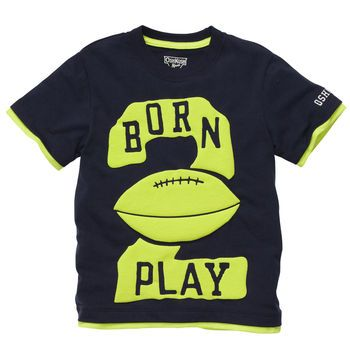 Short-Sleeve Embellished Graphic Tee (BOYS)
