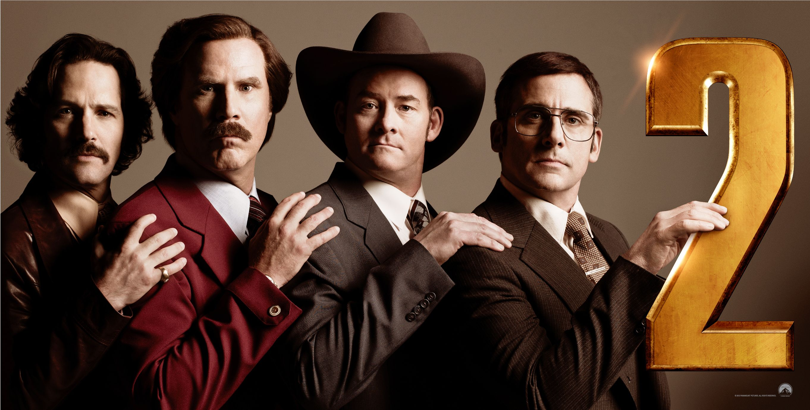 With A Movie As Funny As Anchorman 2 The Legend Continues You