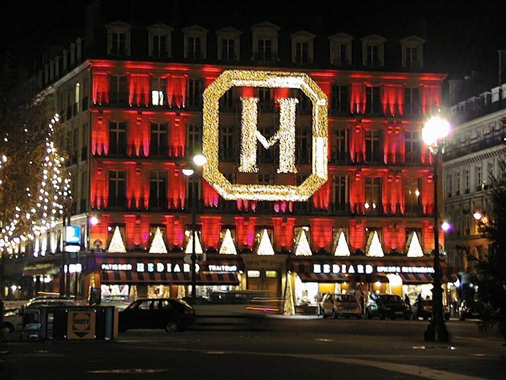 Hédiard - Place de la Madeleine.