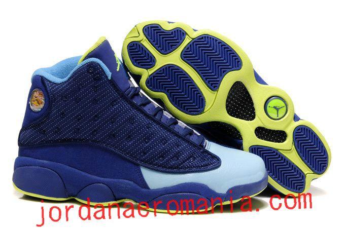 50% price info for detailed images Air Jordan 13 (XIII) Retro Royal Bleu/Water Yellow | jays ...