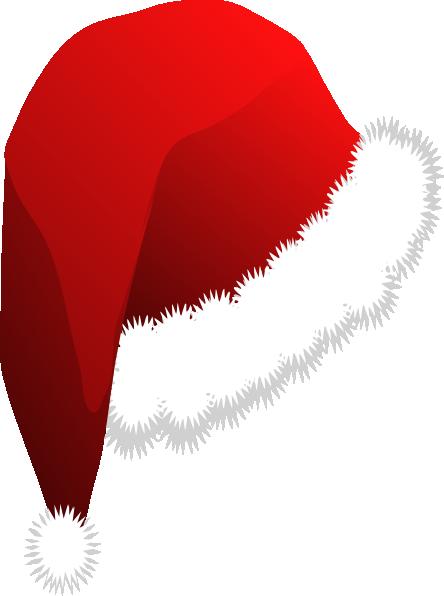 Santa Hat Clipart 11628 Christmas Clipart Santa Claus Cap Clip Art