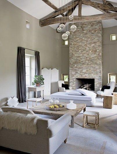 Maison de campagne en pologne sonia saelens d co home sweet home yes home living - Renovation maison de campagne ...