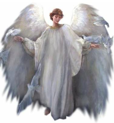 Winged Celestials Angel Tattoo Designs Angel Tattoo Gardian Angel