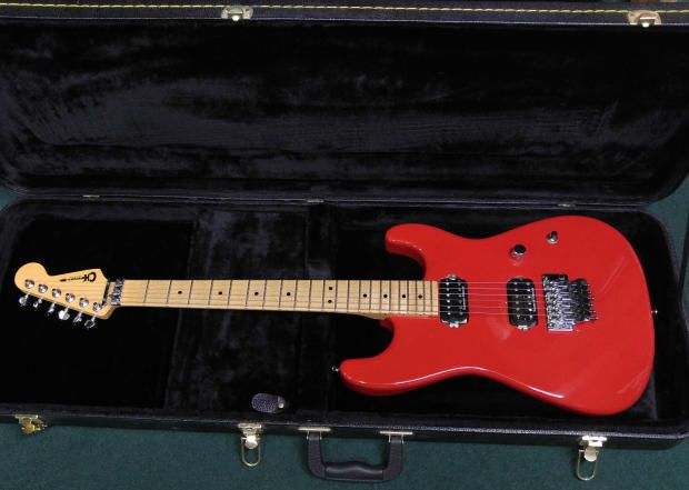 This is a 2004 Charvel San Dimas Pro Mod Style 1 HH electric ...