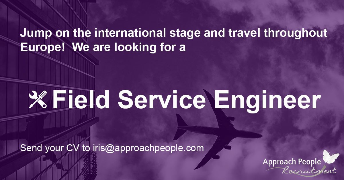 Are you the Field Service #Engineer we\u0027re looking for in #Germany