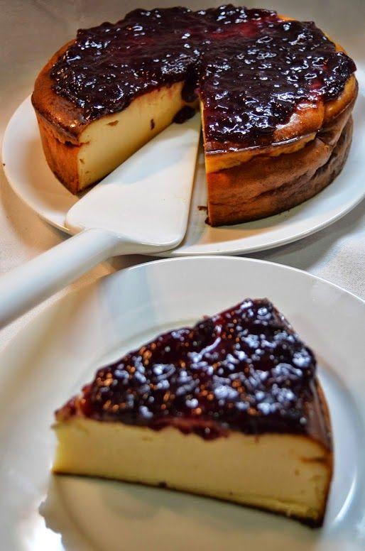 Tarta De Quesitos Tartas Dulces Vegetarianos Panqueques Dulces