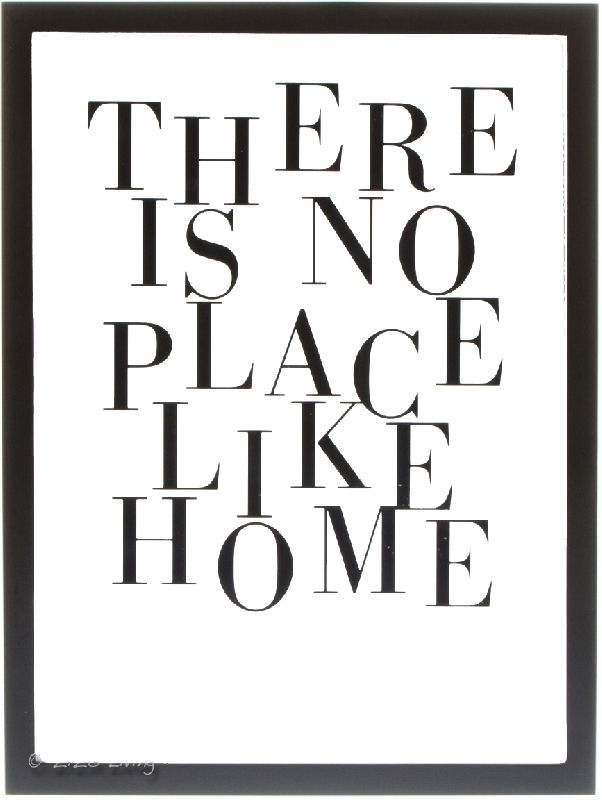 There is no place like home images