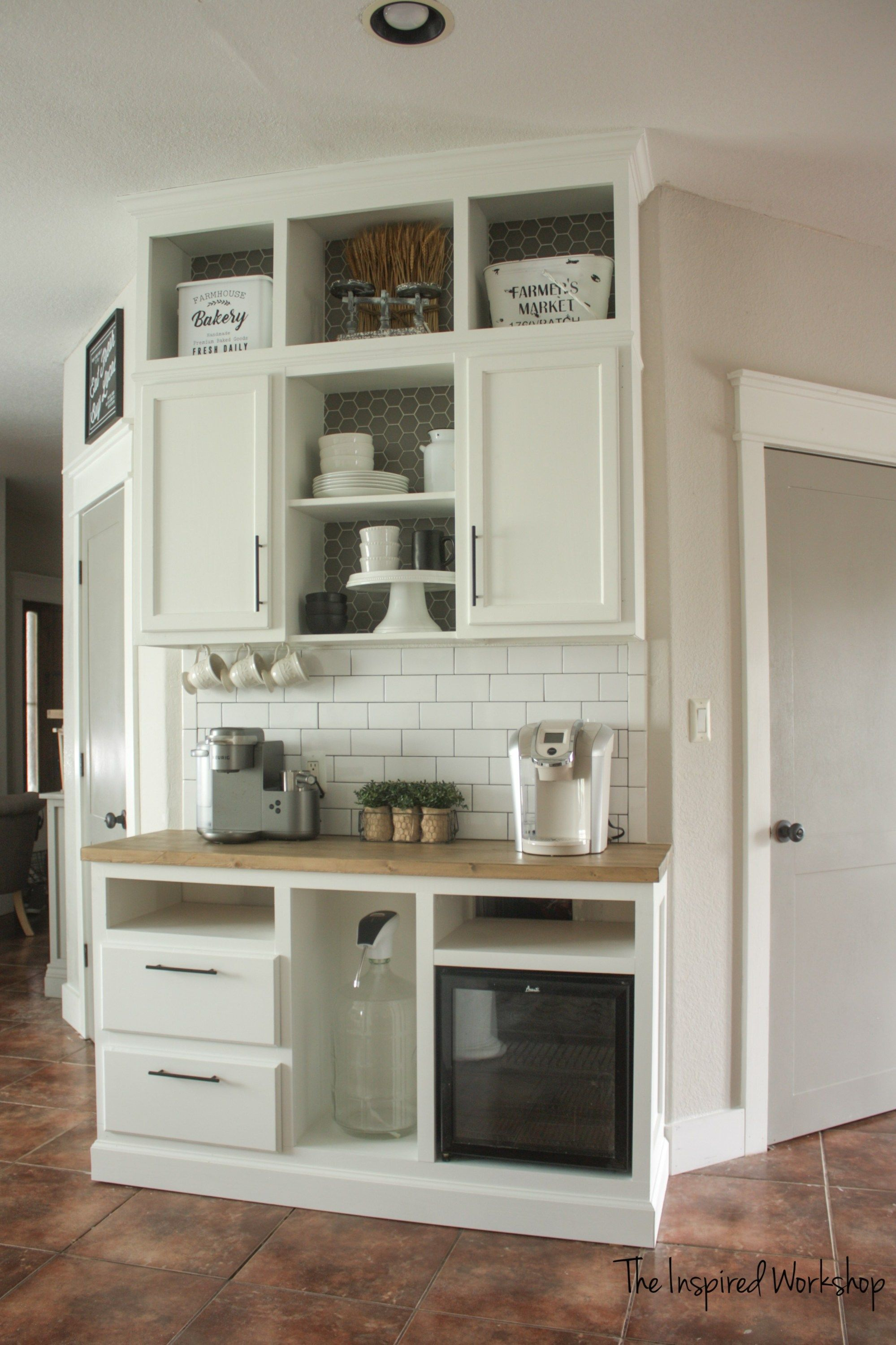 Extending The Kitchen Cabinets And Building Out The Peninsula Kitchen Renovation Kitchen Renovation Diy Kitchen Renovation Easy Kitchen Renovations