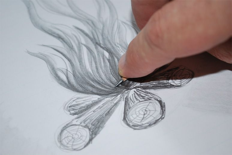 Easy pencil drawings for beginners google search