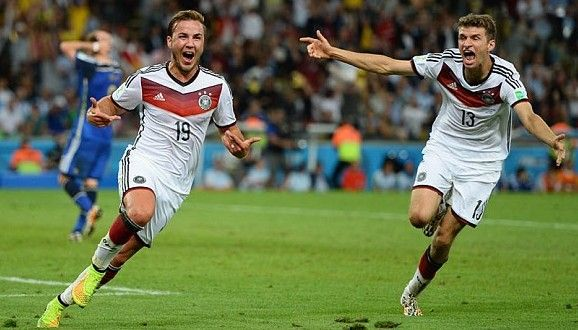 Enjoy The Video Of Mario Gotze Goal Highlights Of Germany Vs Argentina Fifa World Cup 2014 Final Match World Cup World Cup Champions World Cup Winners