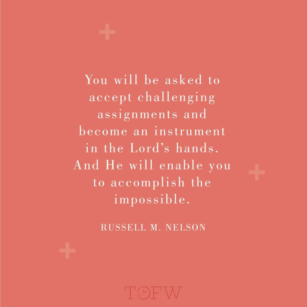 Lds Prophet Christmas Message 2020 TOFW (Time Out for Women) (@tofw_timeoutforwomen) • Instagram