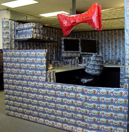 office desk pranks ideas. 24 Hilarious Cubicle Pranks | SMOSH Office Desk Ideas