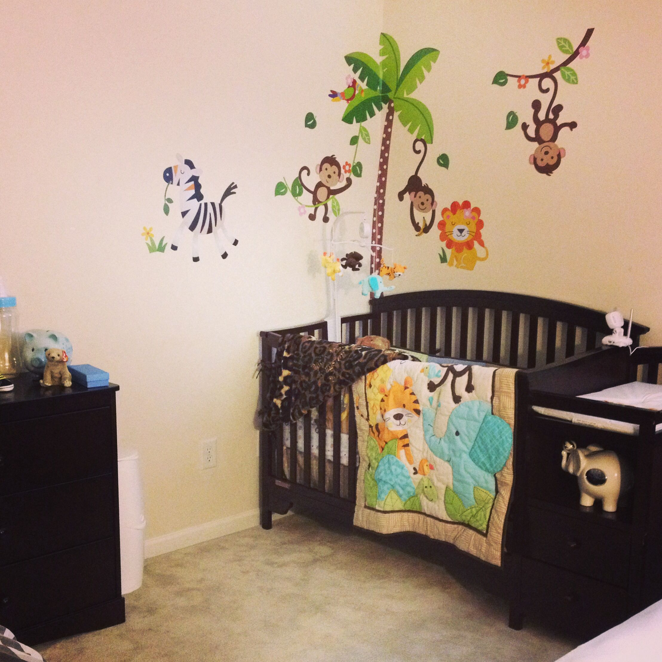My son Kingston's Room.