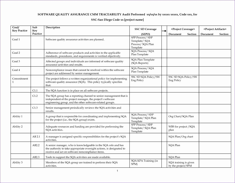 Quality Control Form Template Inspirational 10 Quality Control Plan Template Excel Exceltemplates How To Plan Templates Business Plan Template Quality control plan template excel