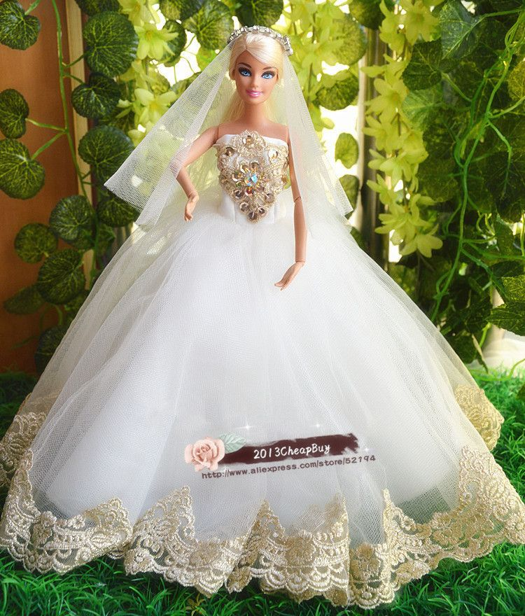 Original Bride Barbie Doll