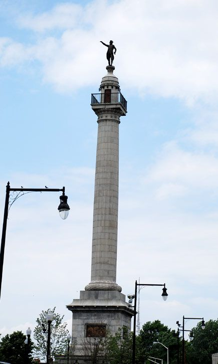 The Battle Monument - Trenton, New Jersey (NJ) photo   only in New ...