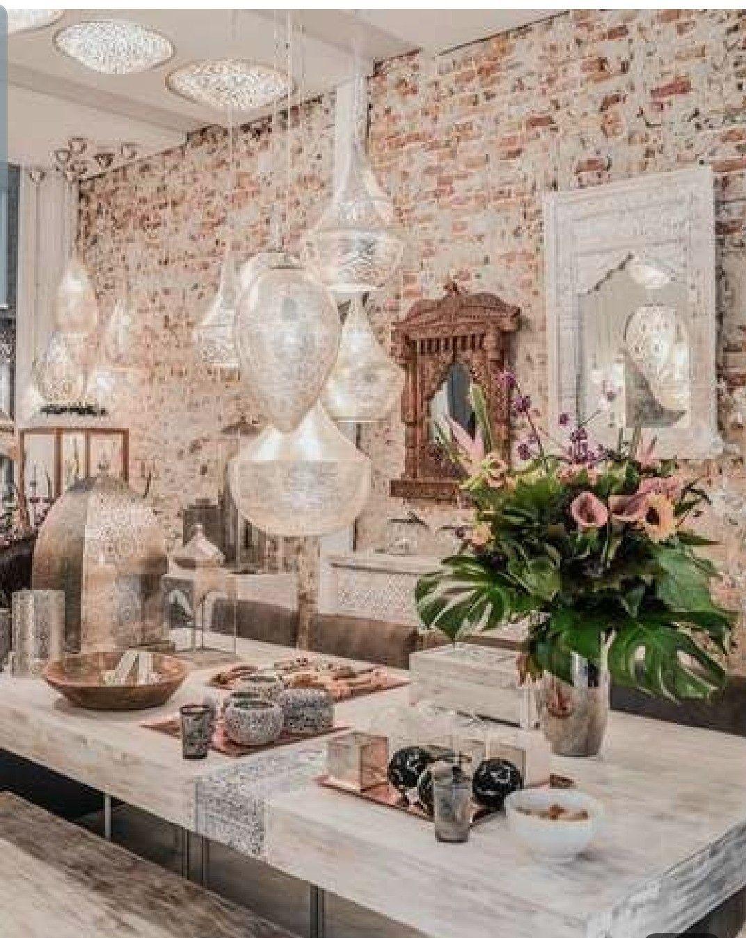 Einrichtungsstil orientalisch  Morrocan decor, Moroccan decor, Decor