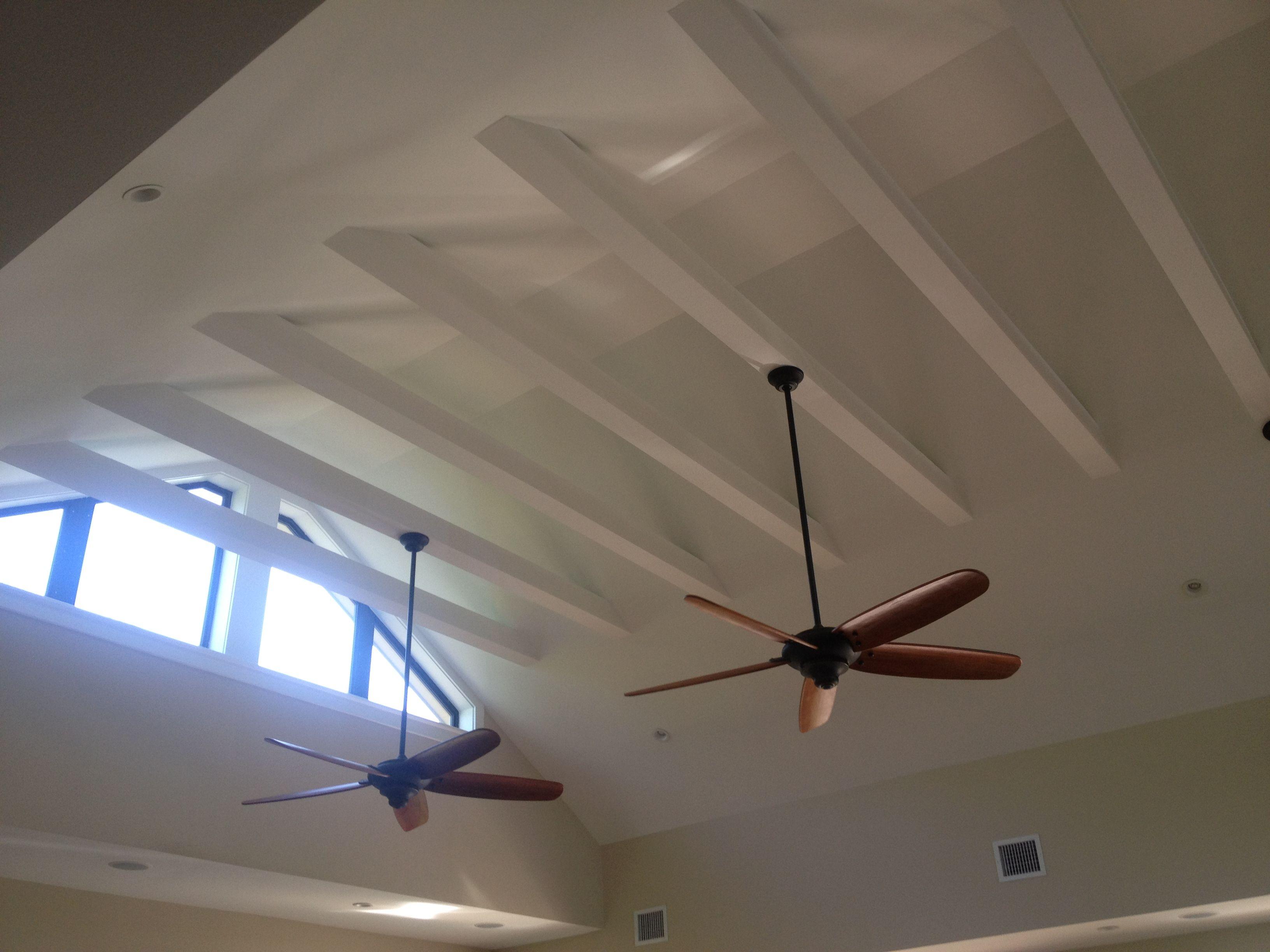 Open Exposed Beam Ceiling House Tweaking Exposed Beams